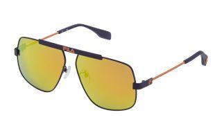 Óculos de sol Fila SF9994 Cinzento Aviador