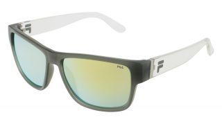 Óculos de sol Fila SFI006 Cinzento Quadrada