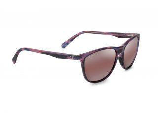 Óculos de sol Maui Jim R783 SUGAR CANE Lilás Retangular