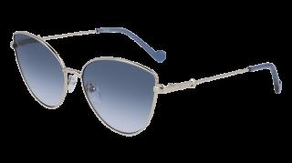 Óculos de sol Liu Jo LJ130S Dourados Ovalada
