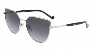 Óculos de sol Liu Jo LJ143S Prateados Borboleta