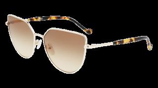 Óculos de sol Liu Jo LJ143S Dourados Borboleta