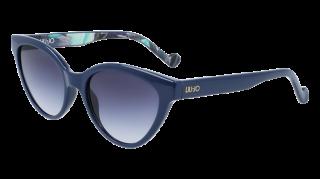 Óculos de sol Liu Jo LJ745S Azul Borboleta