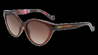 Óculos de sol Liu Jo LJ745S Castanho Borboleta
