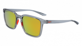 Óculos de sol Nike NIKE CIRCUIT EV1195 NIKE CIRCUIT EV1195 Cinzento Retangular