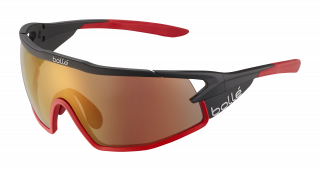 Óculos de sol Bollé 12628 B-ROCK Preto Ecrã