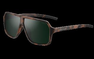 Óculos de sol Bollé BS030004 PRIME Castanho Retangular