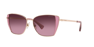 Óculos de sol Ralph Lauren 0RA4133 Dourados Borboleta