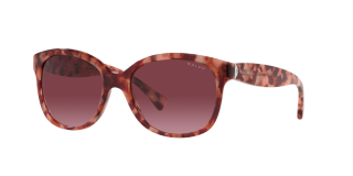Óculos de sol Ralph Lauren 0RA5191 Vermelho Borboleta