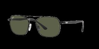 Óculos de sol Ray Ban 0RB3670 Preto Quadrada