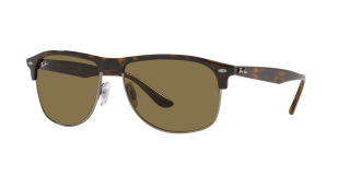 Óculos de sol Ray Ban 0RB4342 Castanho Quadrada