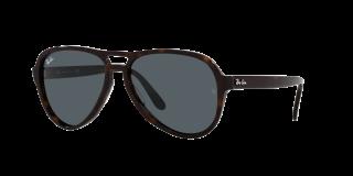 Óculos de sol Ray Ban 0RB4355 VAGABOND Castanho Aviador