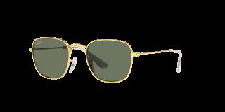Óculos de sol Ray Ban Junior 0RJ9557S Dourados Quadrada