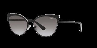 Óculos de sol Vogue 0VO4188S Preto Borboleta