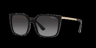 Óculos de sol Vogue 0VO5353S Preto Quadrada