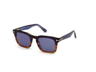 Óculos de sol Tom Ford FT0751 DAX Castanho Quadrada