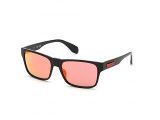 Óculos de sol Adidas OR0011 Preto Quadrada