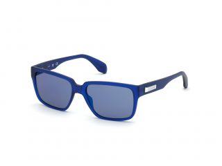 Óculos de sol Adidas OR0013 Azul Retangular