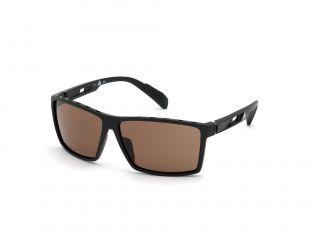 Óculos de sol Adidas SP0010 Preto Retangular