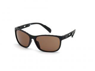 Óculos de sol Adidas SP0014 Preto Quadrada