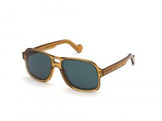 Óculos de sol Moncler ML0170 SPECTRANT Amarelo Aviador