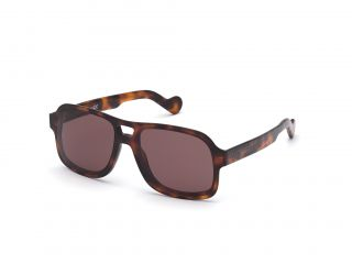 Óculos de sol Moncler ML0170 SPECTRANT Castanho Aviador