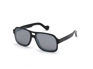 Óculos de sol Moncler ML0170 SPECTRANT Preto Aviador