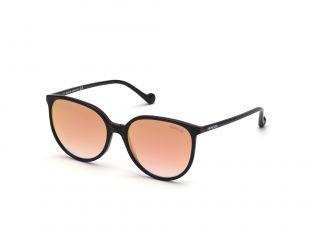 Óculos de sol Moncler ML0177 Preto Borboleta