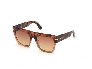 Óculos de sol Tom Ford FT0847 RENEE Castanho Quadrada
