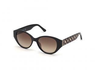 Óculos de sol Guess GU7724 Preto Ovalada