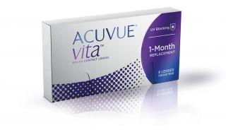 Lentes de contacto Acuvue Acuvue Vita 6 unidades