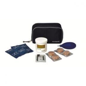 Complementos auditivos Phonak Minikit limpeza / manutenção de viagens ITE / BTE