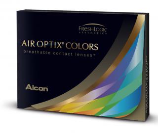 Lentes de contacto Air Optix Air Optix Colors Graduadas 2 unidades