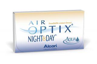 Lentes de contacto Air Optix Air Optix Night&Day 6 unidades