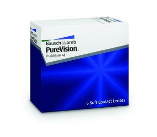 Lentes de contacto Purevision Purevision 6 unidades