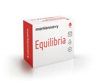 03 EQUILIBRIA Equilibria Multifocal Trimestral Pack 2 unidades
