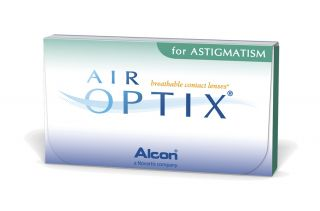 Lentes de contacto Air Optix Air Optix Astigmatismo 6 unidades