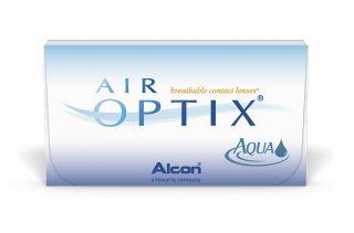03 AIR OPTIX Air Optix Aqua 6 unidades
