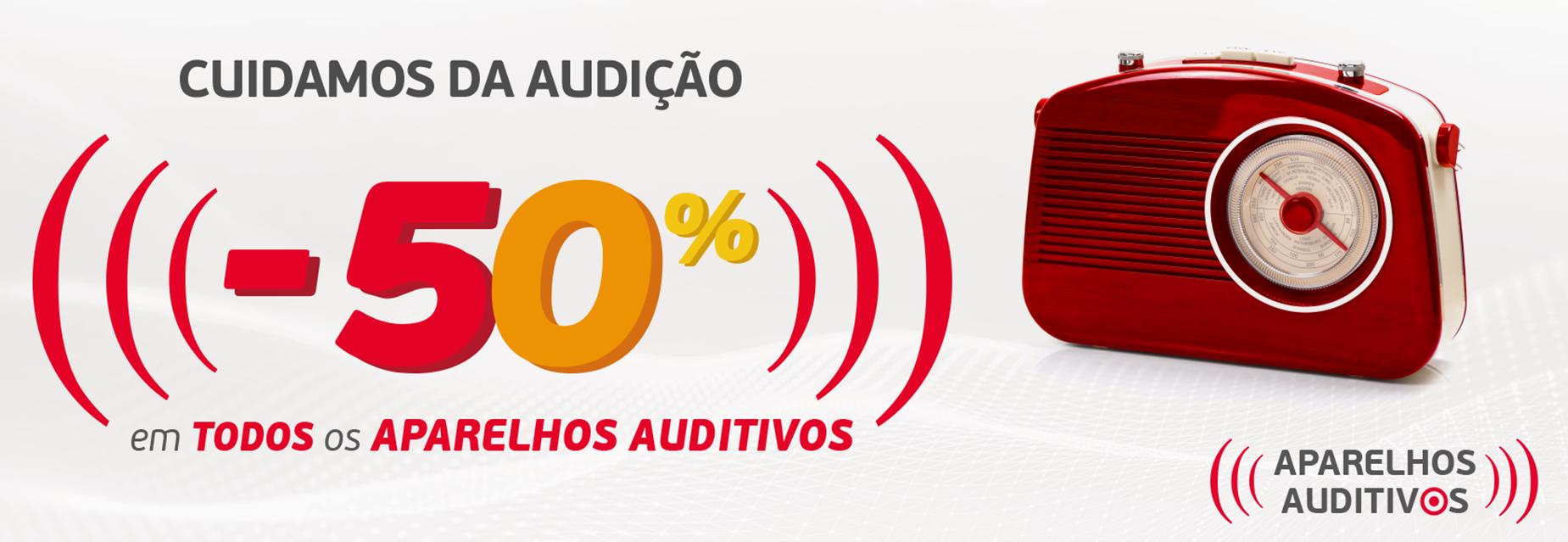 50% audiòfons