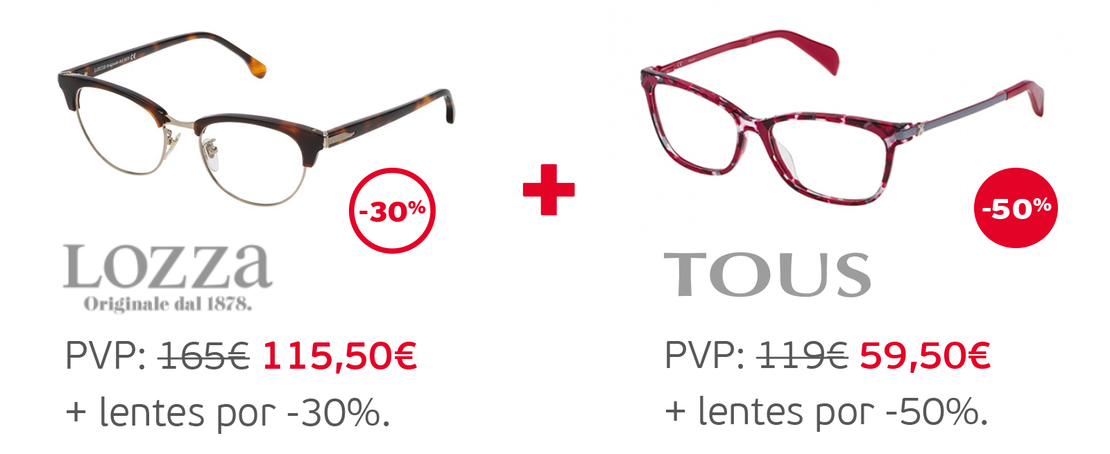 Óculos Plano Duo
