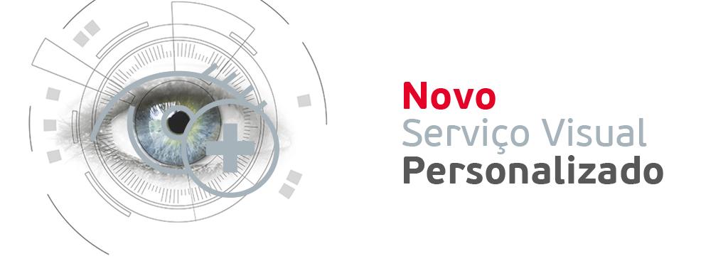 serviço visual personalizado