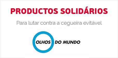 Produtos solidários para lutar contra a cegueira evitável