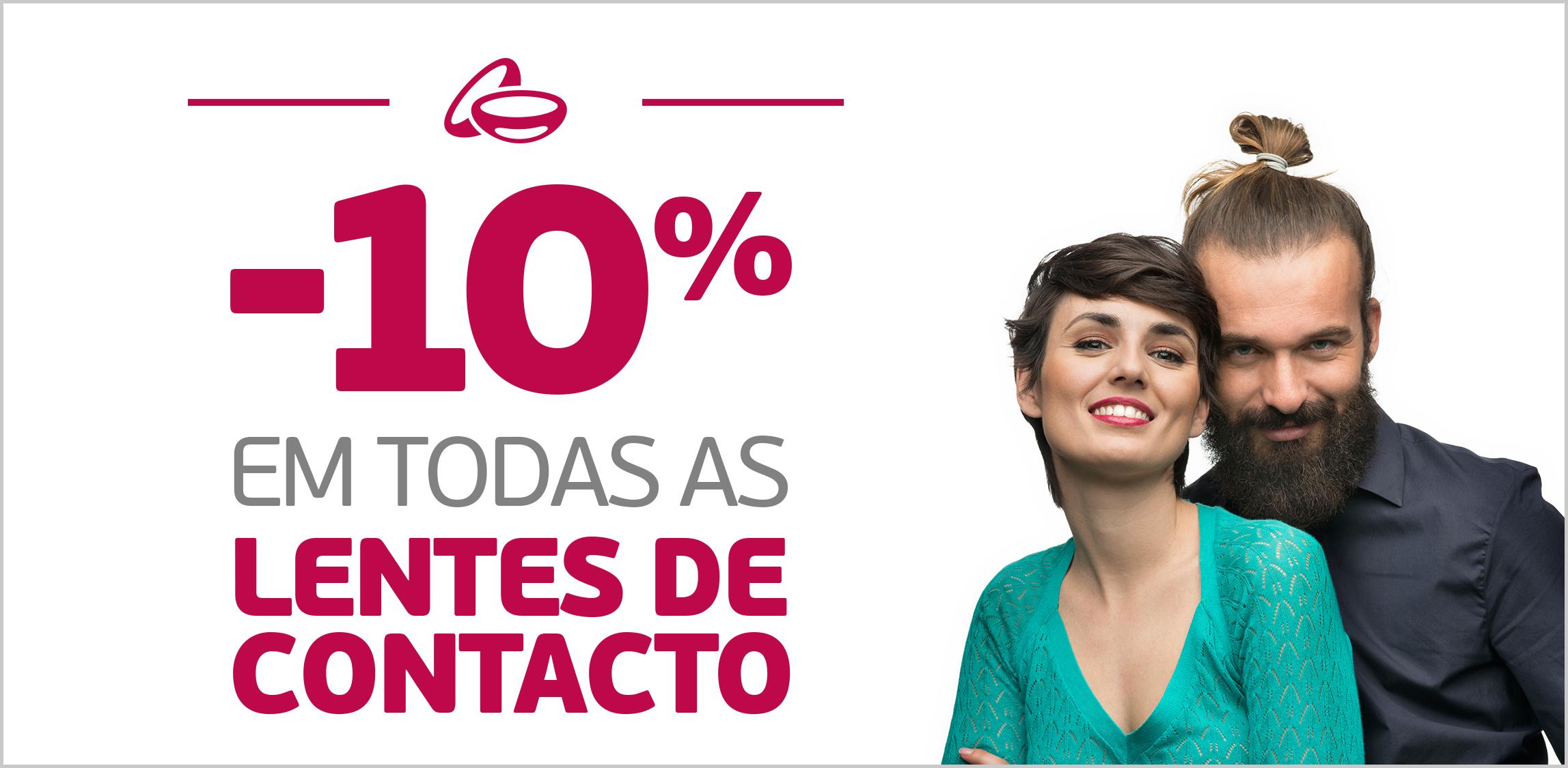 10% descuento lentillas